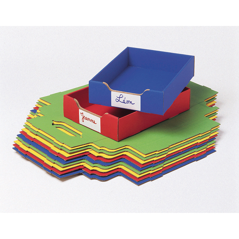 Cardboard Trays - Set of 12