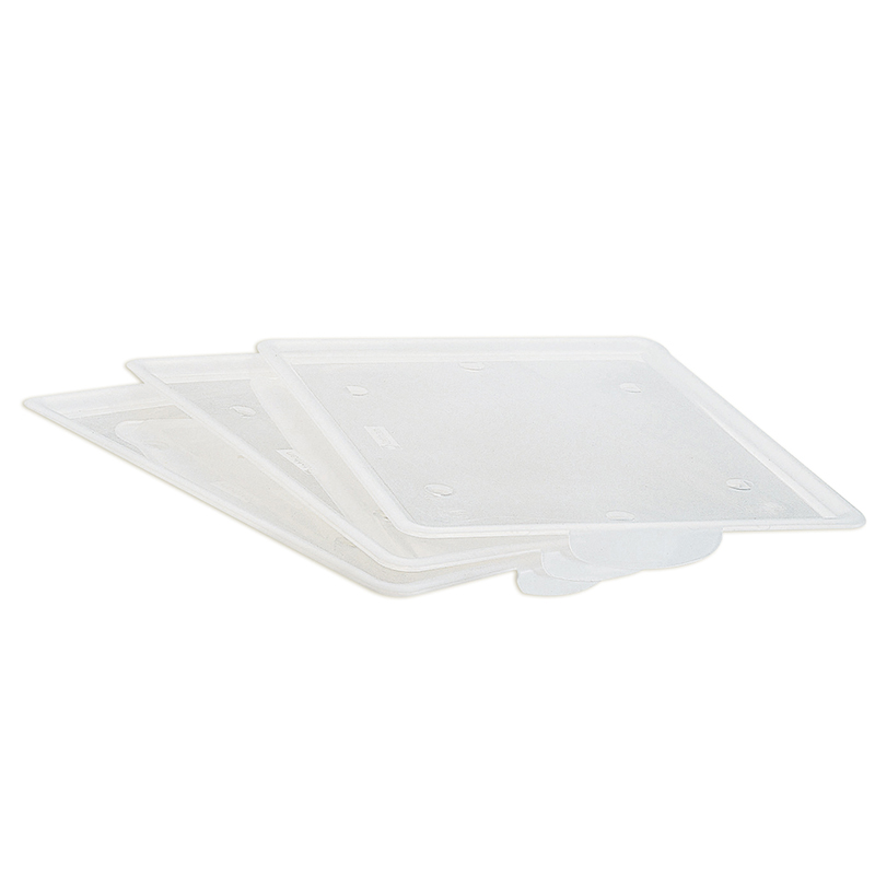 Lids for Clear Trays