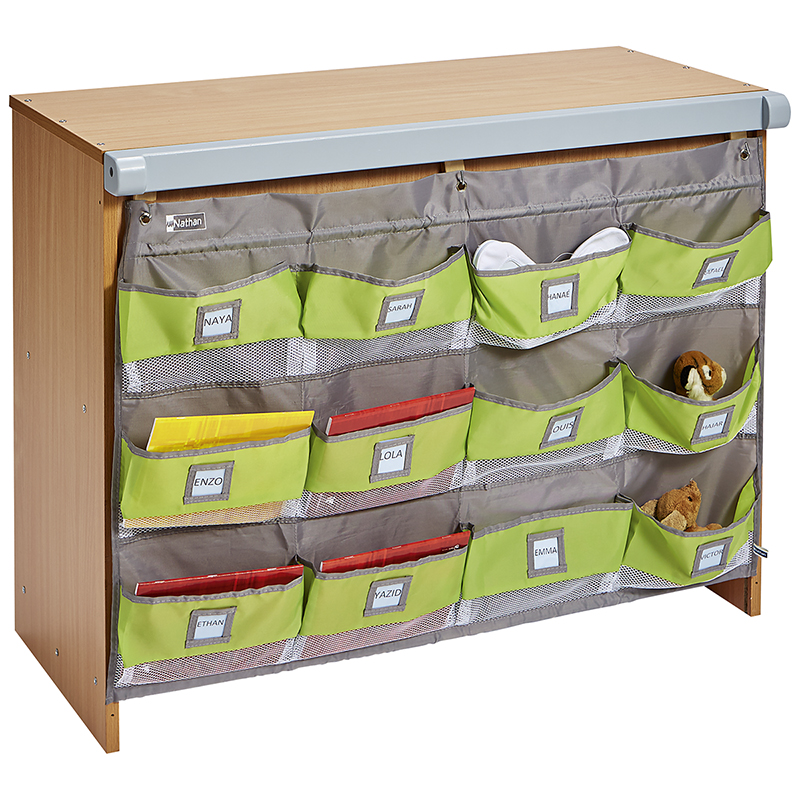 12-Pocket Hanging Storage Unit
