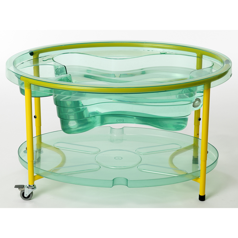 Small Transparent Sand and Water Tub