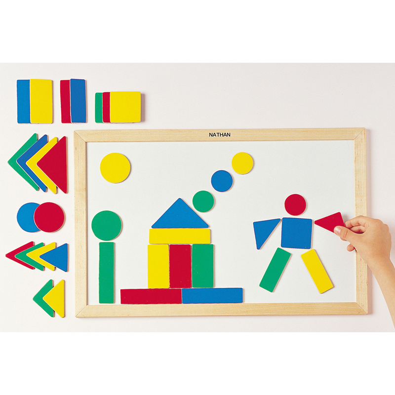 Magnetic Board and Pieces