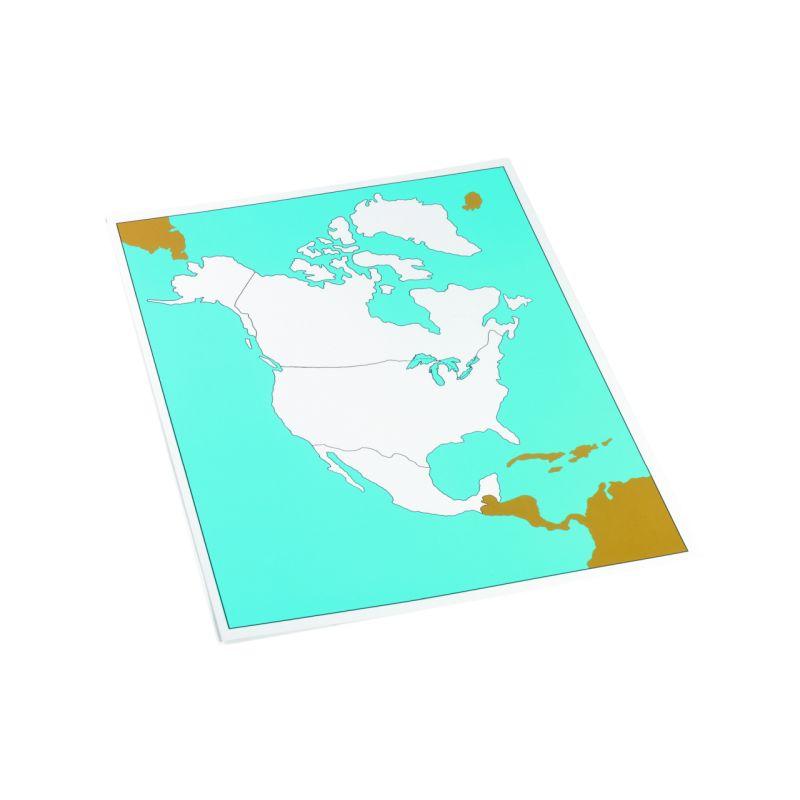 Cartina Muta Delle Americhe.America Del Nord Cartina Muta Geografia Anabasi